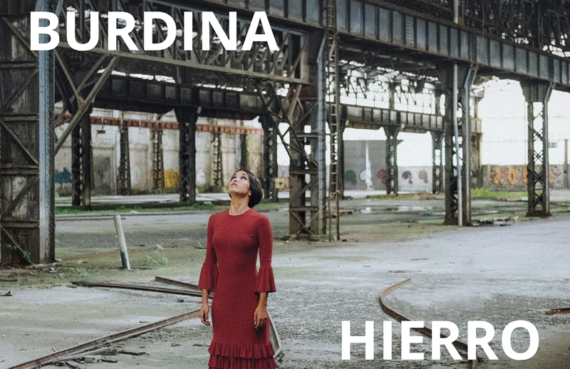 BURDINA / HIERRO – Auditori Vicent Torrent, Valencia